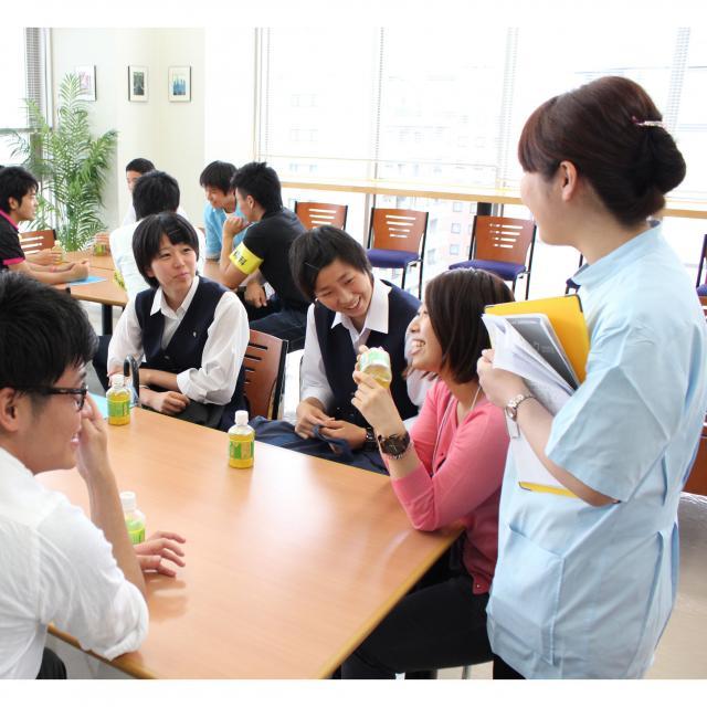 呉竹鍼灸柔整専門学校 雰囲気を体感しよう!! 学校説明会2