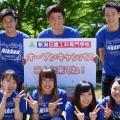 新潟日建工科専門学校 特別イベント(大工体験!家を組み立てよう!)