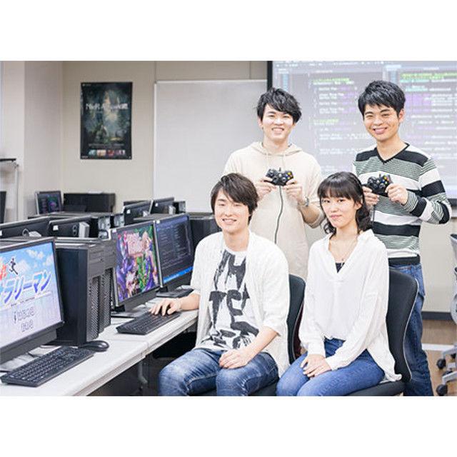 大阪アミューズメントメディア専門学校 7月オープンキャンパス★ゲームグラフィックデザイナー学科1