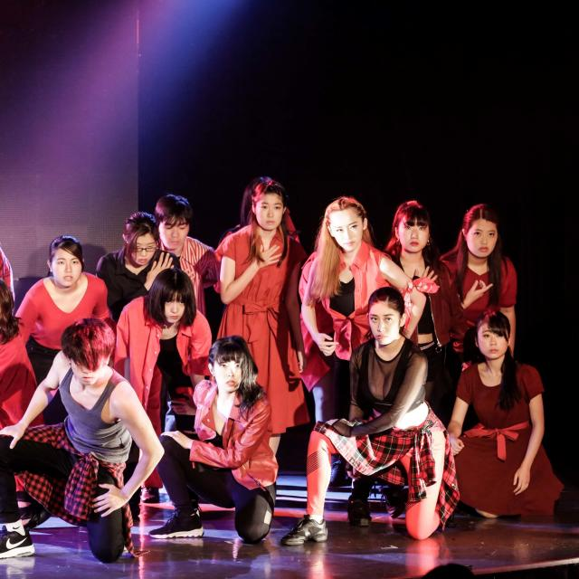 日本芸術専門学校 HIPHOPの基本のステップからダンスに必要な基礎を学ぶ!1