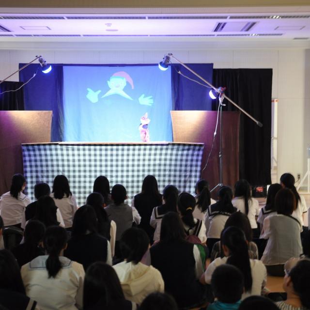 茨城女子短期大学 2020オープンキャンパス《表現文化学科・保育科》3