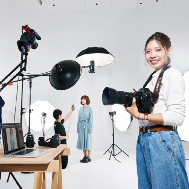 名古屋ビジュアルアーツ 写真業界でプロになる! 7月の体験入学1