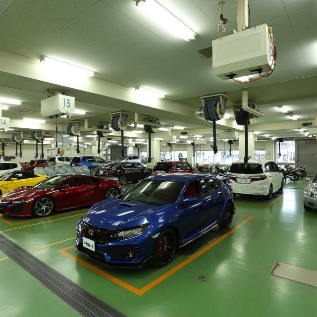 ホンダテクニカルカレッジ関東 学校見学会2