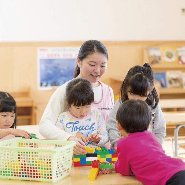 埼玉東萌短期大学 保育現場の遊びを体験しよう!2