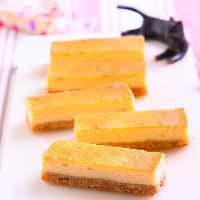 国際製菓専門学校 ベイクドチーズケーキ♪1