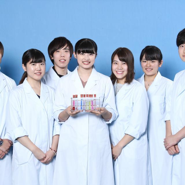 九州医学技術専門学校 「臨床検査科」の体験学習(お弁当つき♪)3