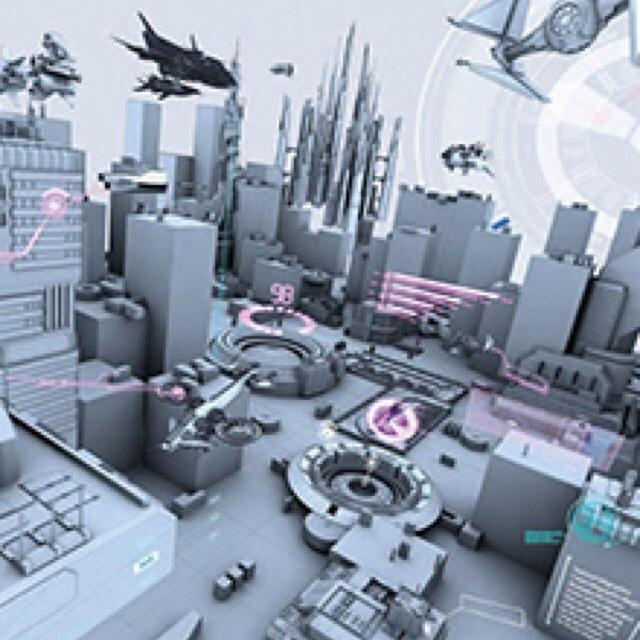 東京デザインテクノロジーセンター専門学校 ゲームエンジン体験1