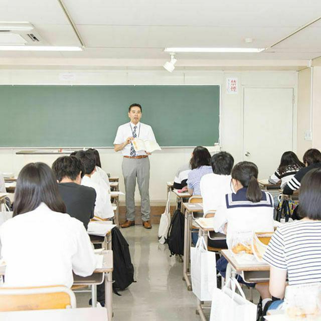 武蔵野栄養専門学校 MUSASHINOを知ろう!見学説明会1