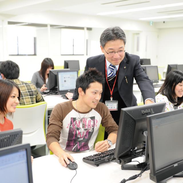 大原簿記情報法律専門学校姫路校 スペシャル体験学習 (情報・IT)1