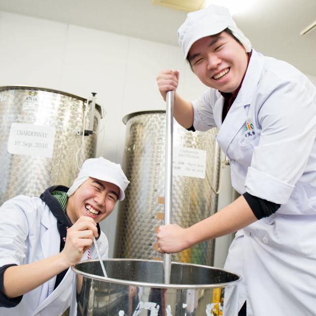 新潟農業・バイオ専門学校 【食品・醸造・バイオ・きのこ分野】を目指す方へ!2