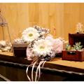 大阪ビジネスカレッジ専門学校 フラワーインテリアを作ろう!