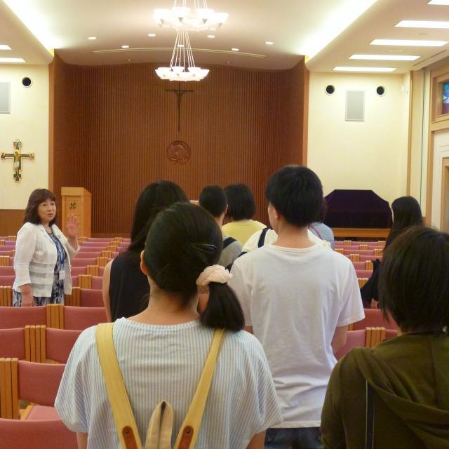 神戸海星女子学院大学 初夏のオープンキャンパス(個別相談型)2
