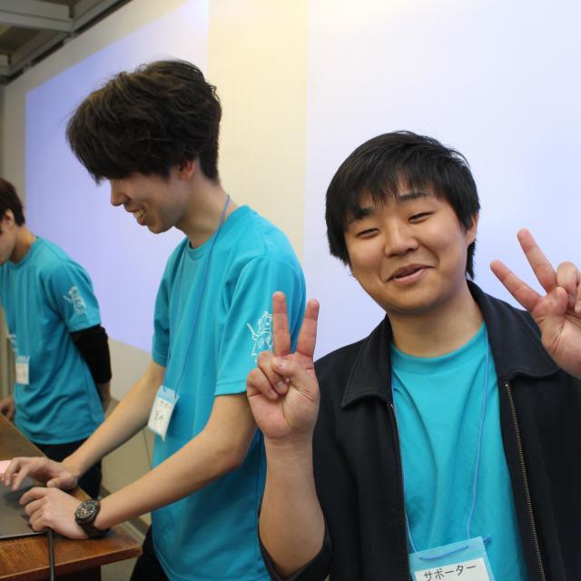 旭川大学 【経済学部経営経済学科】オープンキャンパス3