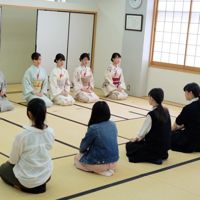 平安女学院大学 オープンキャンパス2019(京都キャンパス)4