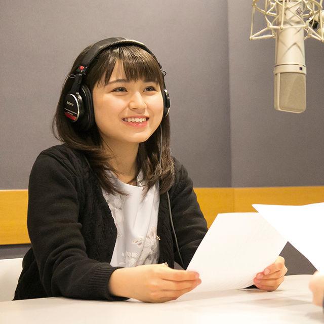 専門学校東京アナウンス学院 アナウンス科の体験入学「ラジオDJ・パーソナリティーを体験」1