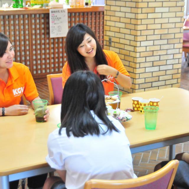 関東学院大学 夏のオープンキャンパス3