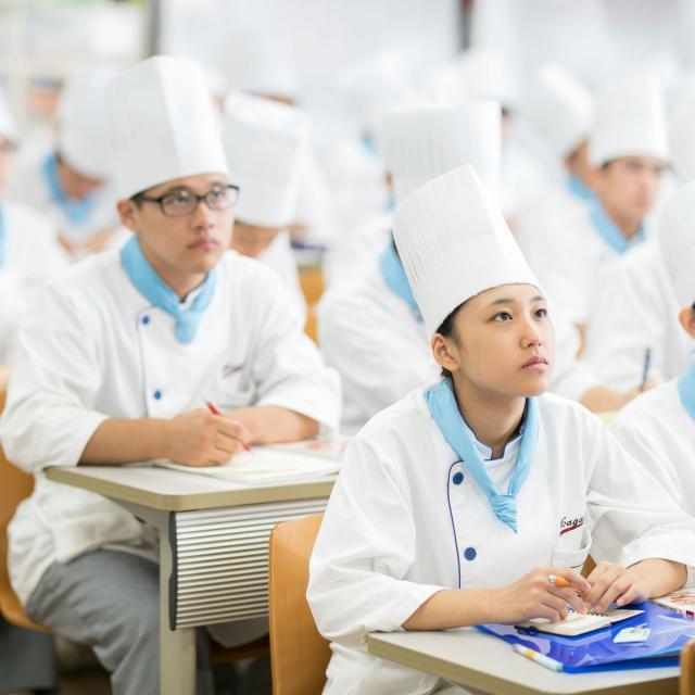 香川調理製菓専門学校 学校入試説明会1