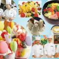 辻調理師専門学校 ★☆FOOD&SWEETS FESTA☆★  料理もお菓子も栄養も!