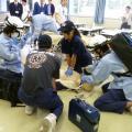 湘央生命科学技術専門学校 体験!救急救命士☆オープンキャンパス+コピー