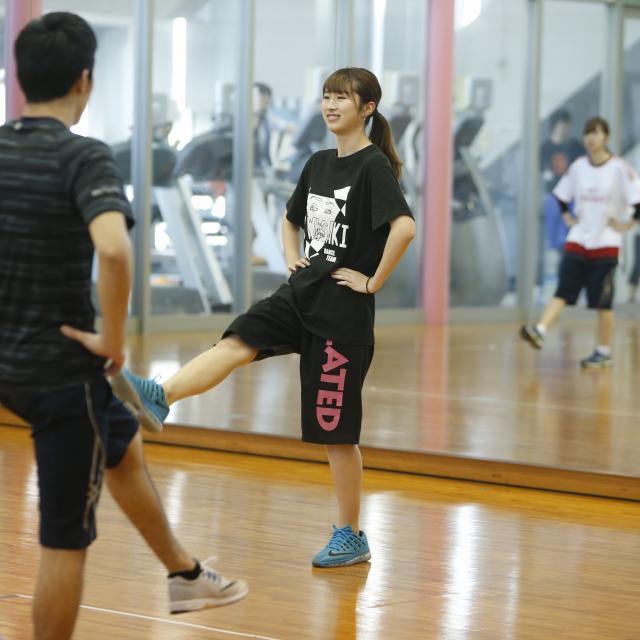 横浜YMCAスポーツ専門学校 スポーツクラブのマシンルームやプログラムを体験をしよう♪2