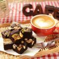 札幌ベルエポック製菓調理専門学校 【カフェ体験】チョコレートスイーツ!ブラウニー&カフェラテ