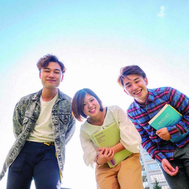 昭和音楽大学 ♪全コース対象オープンキャンパス1