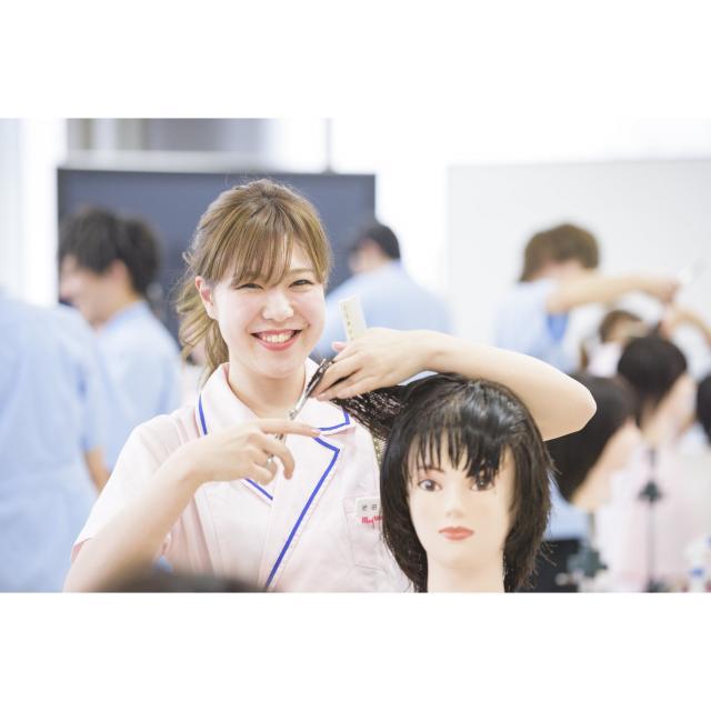 ハリウッド美容専門学校 ★オープンキャンパス★ 模擬授業2
