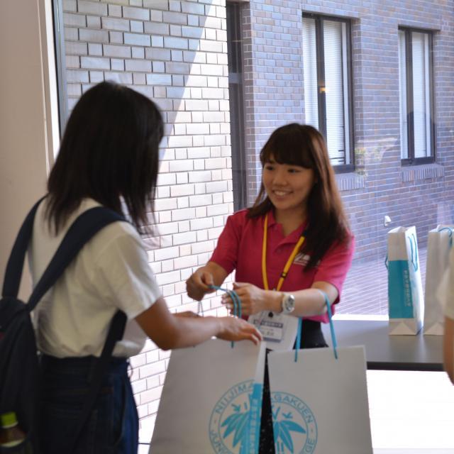 新島学園短期大学 【入試説明会】これからの入試に向けて♪♪2