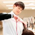 資生堂美容技術専門学校 【通信コース】カット/ワインディング