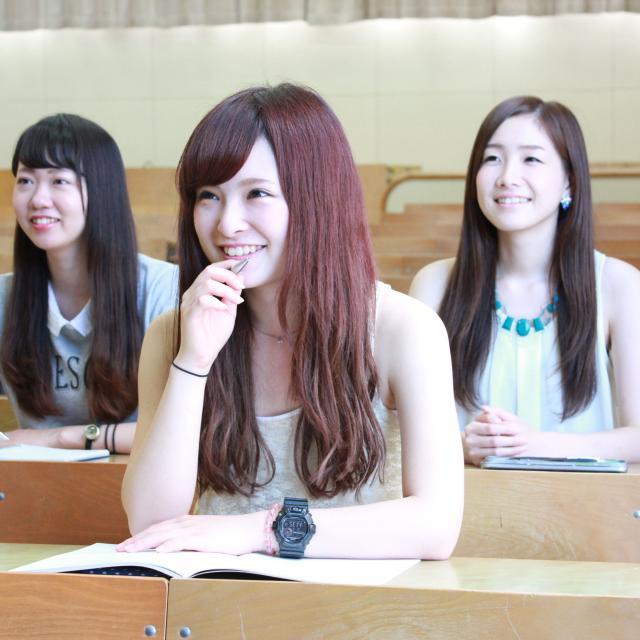 静岡英和学院大学 楓祭(文化祭)入試相談会3