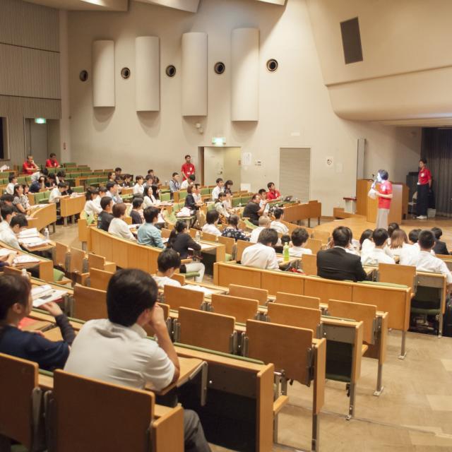 嘉悦大学 オープンキャンパス 2018年8月11日(土・祝)3