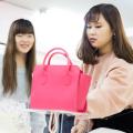 大阪ビジネスカレッジ専門学校 オシャレショップのディスプレイを作ろう!