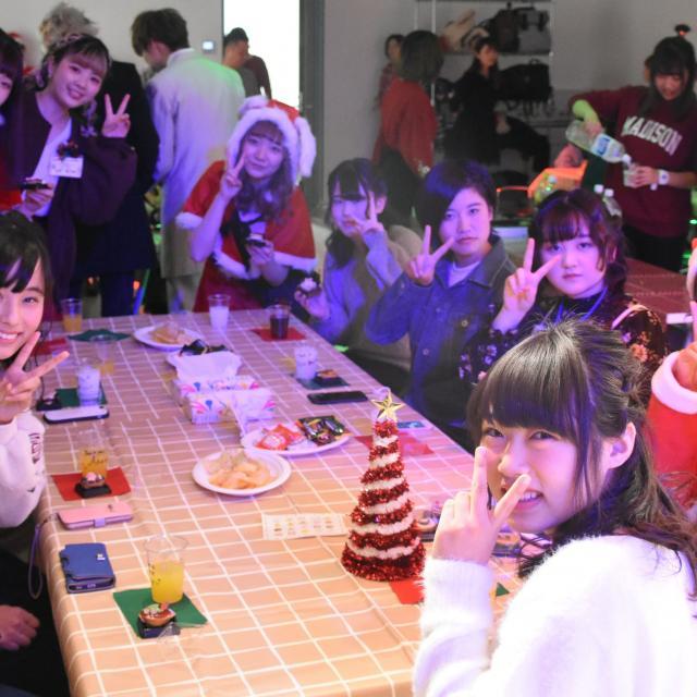 東京ベルエポック美容専門学校 ♪高1・2年のための!クリスマスオープンキャンパス♪2