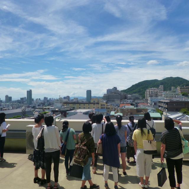 神戸海星女子学院大学 2019 夏のオープンキャンパス♪2