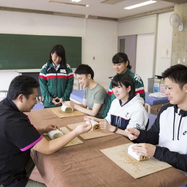 北海道メディカル・スポーツ専門学校 体験授業つきオープンキャンパス3