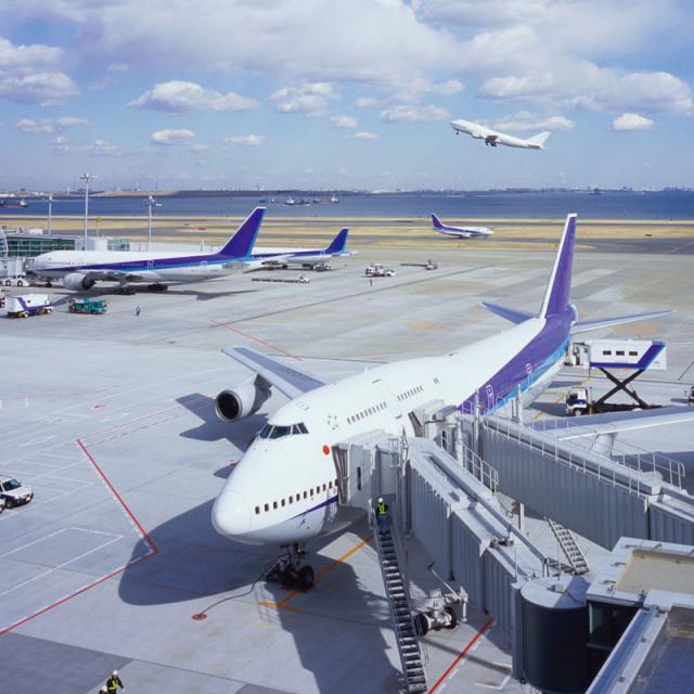 九州観光専門学校 11月の体験入学(航空)4