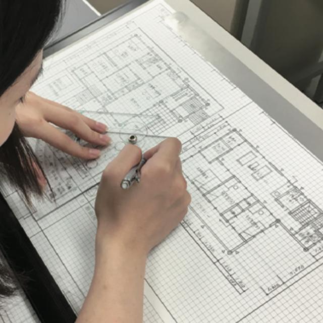 東北文化学園専門学校 【建築士専攻科】秋のオープンキャンパス1