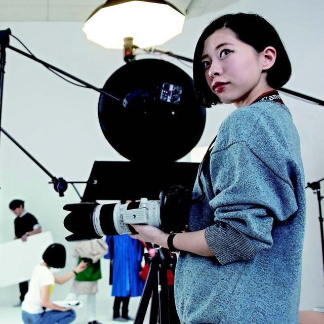 専門学校 名古屋ビジュアルアーツ フォトグラファーになろう!写真学科の体験入学1