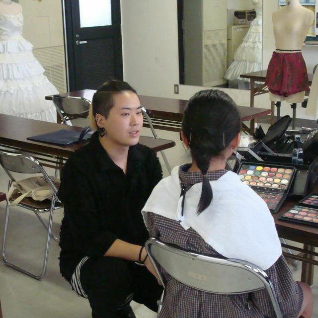 ファッション文化専門学校DOREME スタイリングで大変身!インスタ映えする写真を撮ろう!1
