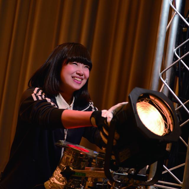 岡山科学技術専門学校 【映像音響学科】映像&音響の業界スタッフ体験ができるイベント4