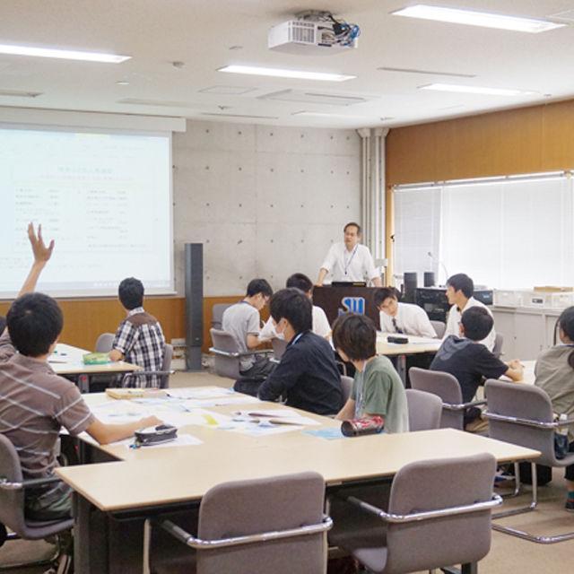 湘南工科大学 授業見学・入試相談会1