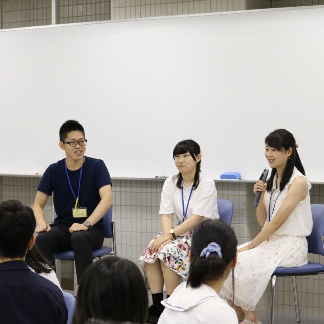 東京福祉大学 池袋キャンパス オープンキャンパス20182
