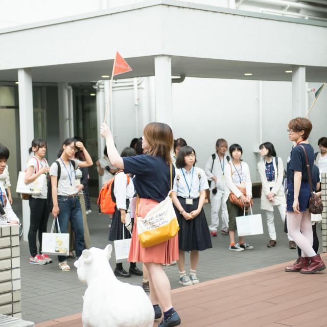 嵯峨美術短期大学 予約型オープンキャンパス3