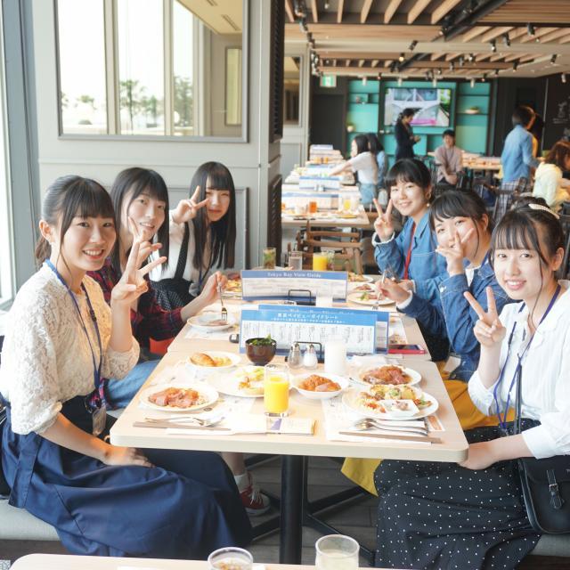 国際トラベル・ホテル・ブライダル専門学校 ★ホテル・ブライダル見学会★3
