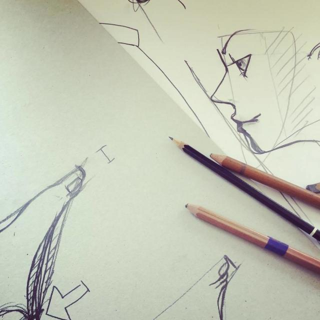 神戸ファッション専門学校 9/25  デザイナー体験2