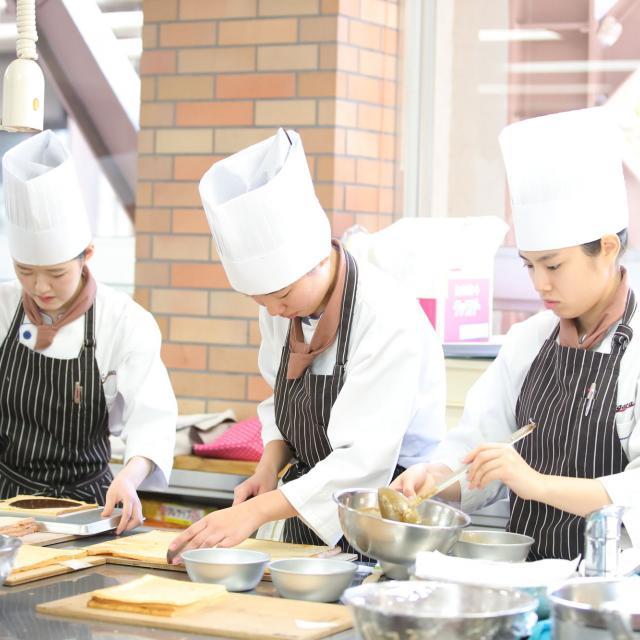 香川調理製菓専門学校 体験入学セミナー(製菓コース)2
