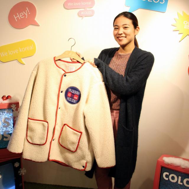 大阪文化服装学院 在学中にショップ運営 マイショップ企画3