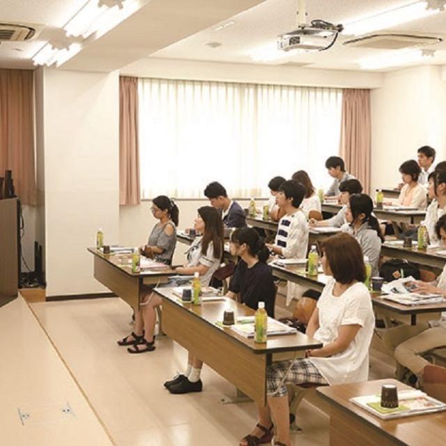 日本菓子専門学校 【ガイダンスコース】1