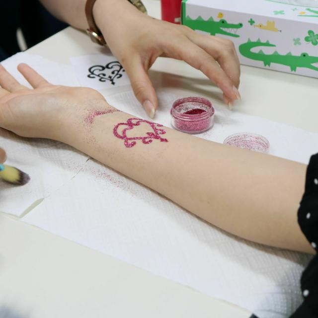 鹿児島県美容専門学校 【ネイル&ボディジュエリーコース】2