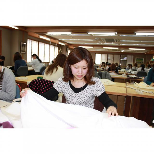 辻村和服専門学校 針仕事のプロの和裁士を育成。辻村和服専門学校のイベント!1